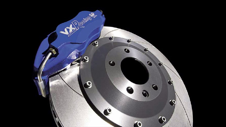 Walkinshaw Performance VXR AP Racing Brakes