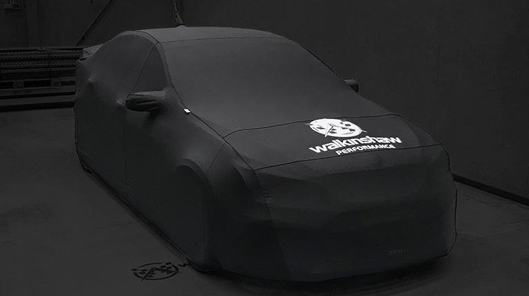 Walkinshaw Performance Car Cover