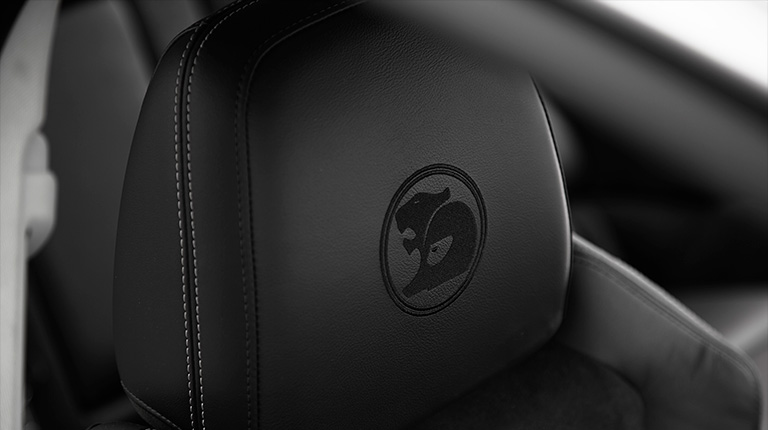 Walkinshaw Performance Head Rest HSV Front