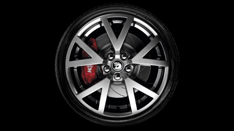 Walkinshaw Performance 20 Inch Wheels and Tyres