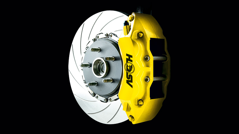 Walkinshaw Performance HSV Big 6 Piston Brake Kit