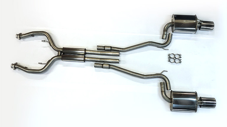 Walkinshaw Performance 2.5 Inch Performance Cat Back Exhaust System
