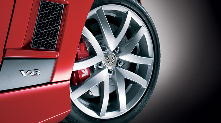 Walkinshaw Performance Wheel Centres